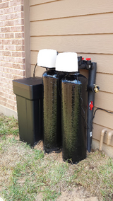 Water Softeners and Carbon Filters in Sugar Land, Texas