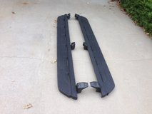 Toyota Tacoma Cast aluminum running boards, non-skid coated Almost New 1 month old in Beale AFB, California