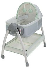will trade for bassinet either or in Fort Campbell, Kentucky