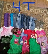4 T girl clothes in Fort Carson, Colorado
