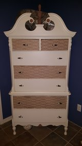 Shabby Chic Dresser in Conroe, Texas