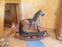 antique horse in Ramstein, Germany
