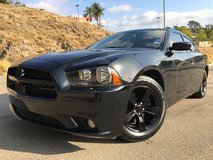 2012 Dodge Charger Blacked Out in Fort Irwin, California
