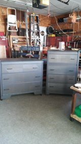 Waterfall dresser and Chest of Drawers in Plainfield, Illinois