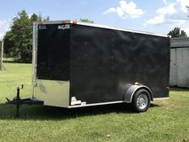 Enclosed Trailer in excellent condition in Warner Robins, Georgia