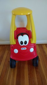 Cozy coupe in Fort Leonard Wood, Missouri