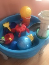 Paw patrol water table-used twice! in Sandwich, Illinois