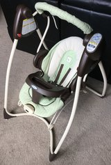 Graco  Duo 2 in 1 Swing and Bouncer in Sugar Grove, Illinois