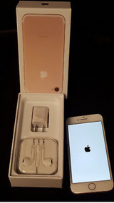 **Excellent Condition iPhone 7 32 GB Rose Gold (Sprint Only) in Byron, Georgia