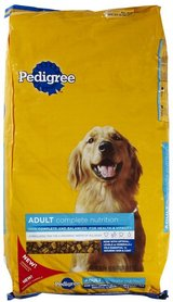 Pedigree Adult Complete Nutrition 40 pound dog food in Sugar Grove, Illinois