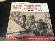 The Original Davy Crockett At The Alamo Record in Baytown, Texas