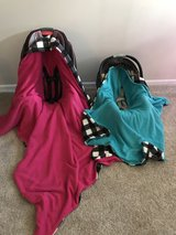 car seat blankets in Yorkville, Illinois