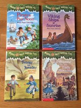 Magic tree house in Chicago, Illinois