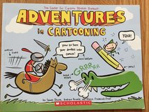 Adventures in cartooning by James Sturm in Chicago, Illinois