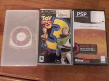 PSP game lot of 3 in Alamogordo, New Mexico