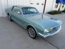 1965 Ford Mustang in 29 Palms, California