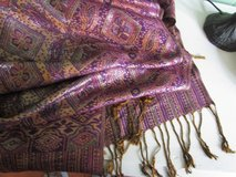 Women's Fringed Scarf/Shawl in Westmont, Illinois