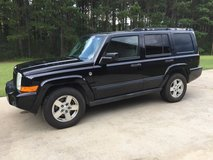 2006 Jeep Commander 4x4 3rd Row Seat 152K miles - REDUCED PRICE in Moody AFB, Georgia