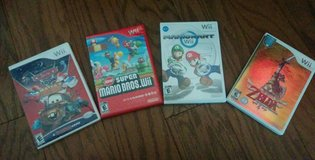 Nintendo Wii Games in Warner Robins, Georgia