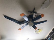 ceiling fan plane in Bolling AFB, DC