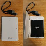 LG V10 Cell Phone Bettery with Charger Port and USB Cable in Hinesville, Georgia