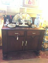 Antique Oak Buffet-cabinet in Camp Pendleton, California