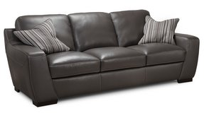 Simon Li leather couch in Biloxi, Mississippi