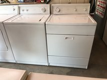 Kenmore washer and dryer set in Warner Robins, Georgia