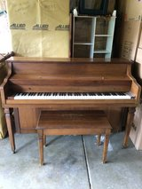Upright Piano in St. Charles, Illinois