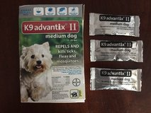 K9 Advantix II Flea & Tick Treatment for Medium Dogs 11-20 lbs in St. Charles, Illinois