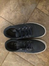 Boys' Vans Navy Blue Shoes sz 5.5 in Clarksville, Tennessee