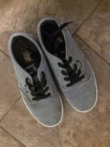 Boys' Vans Gray Shoes sz 5.5 in Clarksville, Tennessee