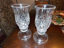 Partylite Savannah Lamp Lead Crystal Candle Holders in Hopkinsville, Kentucky