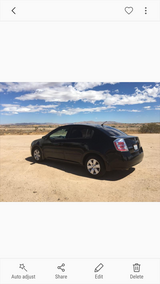2008 NISSAN SENTRA in Barstow, California