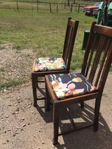 Spindle Back Chairs in Alamogordo, New Mexico