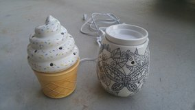 Scentsy warmers in Yucca Valley, California