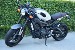 Yamaha XSR900 in Temecula, California