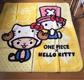 One Piece Hello Kitty Carpet Rug in Okinawa, Japan