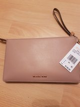 Brand new Michael Kors large  Wristlet leather in Ramstein, Germany