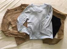 5 Women  Pullovers Size S in Ramstein, Germany