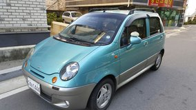 2003 GM Daewoo Matiz II-Auto-Great Gas saver- Good cond. in Osan AB, South Korea