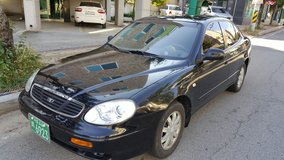 2001 GM DAEWOO REGANZA-AUTO-CLEAN-RUNS WELL-LOW MILES in Osan AB, South Korea