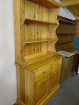 Pine dresser,  solid handmade! in Lakenheath, UK