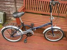 LADIES APOLLO  Folding - Fold Up bicycle / Bike /  City Commuting / Caravanning in Lakenheath, UK
