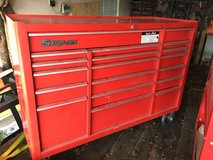 Snap on toolbox in Macon, Georgia