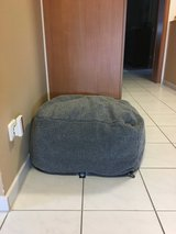 NEW Soft gray dog/cat bed in Ramstein, Germany