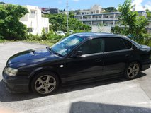 Subaru Legacy B4 RSK, Black, Twin Turbo in Okinawa, Japan