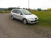 MAZDA PRIMASY! AUTOMATIC! BEST PRICE! AUTOMATIC! MODEL 2005! NEW INSPECTION! CD RADIO! IN RAMSTEIN! in Mannheim, GE