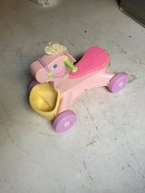 Fisher-Price Brilliant Basics Roll-Along Musical Pony in Aurora, Illinois