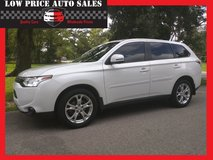 2014 Mitsubishi Outlander AWD - 3RD Row- 59K Miles- Loaded- Fuel ECO in Beaumont, Texas